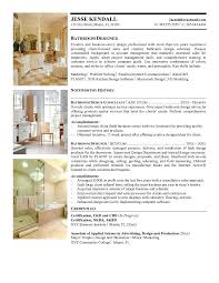 Creative Design Resume Templates Interior Design Resume Template Resume Format For Interior