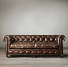 Lancaster Leather Sofa Restoration Hardware Leather Sofa Restoration Hardware