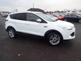 ford kuga 2 0 tdci 163 titanium x 5dr white 2014 11 29 in