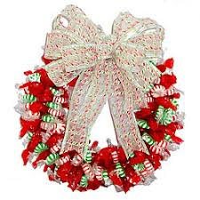 candy wreath how to make a christmas candy wreath aa gifts baskets idea