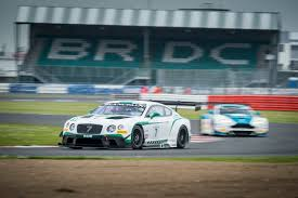 bentley penalty top ten finishes for bentley at silverstone just british