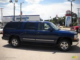 chevrolet suburban 2003 2003 indigo blue metallic chevrolet suburban 1500 lt 4x4 31644401
