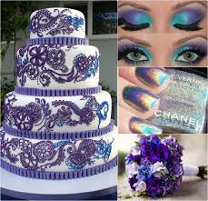 blue and purple wedding blue purple wedding inspiration asian wedding ideas