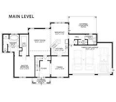 the michael shuster custom homes floor plans
