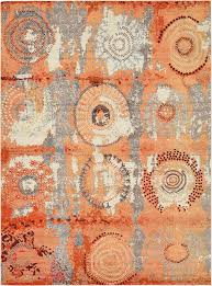 Orange Modern Rug Cheap Orange Modern Rug Find Orange Modern Rug Deals On Line At