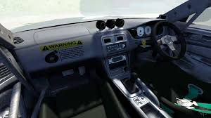 S14 Interior Mods Silvia S14 For Beamng Drive