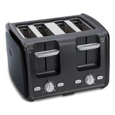 Cuisinart 4 Slice Toaster Review Oster 4 Slice Retractable Cord Toaster At Oster Com