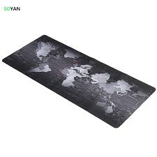 giant mouse pad for desk oversized mouse pad world map speed game mouse pad mat laptop gaming