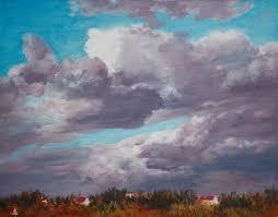 vladimir volosov u0027before thunderstorm u0027 painting oil artwork