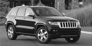 jeep grand cherokee all black suv review 2012 jeep grand cherokee driving