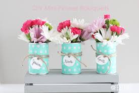 Flower Favors by Diy Flower Gifts And Favors In 10 Minutes She Mel Or So She