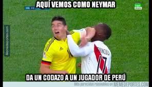 Memes De Peru Vs Colombia - per禳 vs colombia memes tras pase de la bicolor a cuartos