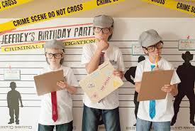 crime scene halloween decorations detective party evite