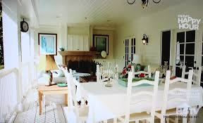 deidre hall u0027s back porch fireplace hooked on houses
