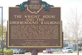Underground Railroad Map Ohio Historical Marker 1165 Tarlton Oh My Map Pinterest