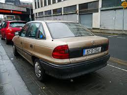 opel ireland dublin co dublin ireland 1997 opel astra 1 4 gl saloon u2026 flickr
