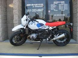 bmw mototcycle or used bmw r nine t motorcycle for sale cycletrader com