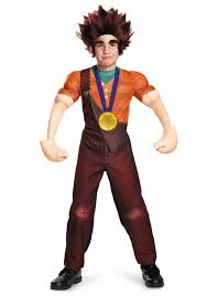 costumes for kids child deluxe wreck it ralph costume
