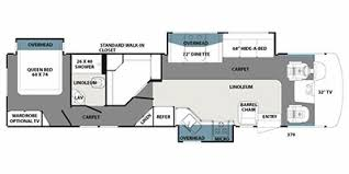 Georgetown Floor Plan 2009 Georgetown M 379 Ford Specs And Standard Equipment Nadaguides
