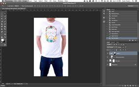 how to put any design on a shirt using photoshop u2013 code drunk