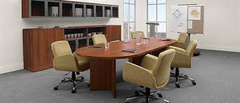 Global Boardroom Tables Global Racetrack Boardroom Table A