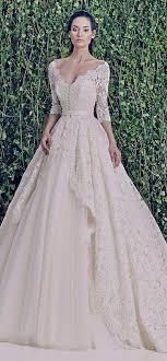 wedding dress brokat dengan 11 gaun pengantin ini kamu bisa secantik putri di hari