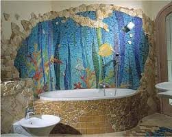 mosaic bathrooms ideas best 25 mosaic bathroom ideas on bathroom sink bowls