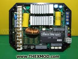 regulator voltage avr mecc alte spa uvr 6 nsn 6110998029924
