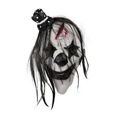 scariest masks the most freakishly scary clown mask collection