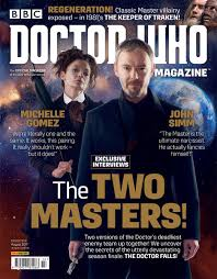 dwm 514 the two masters doctor who tv