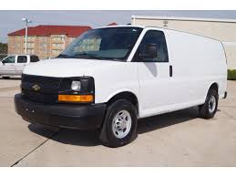 used chevrolet express cargo for sale special offers edmunds