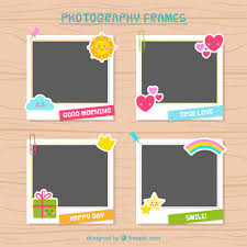 polaroid photo template vectors photos and psd files free download