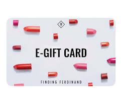 e gift card e gift cards finding ferdinand