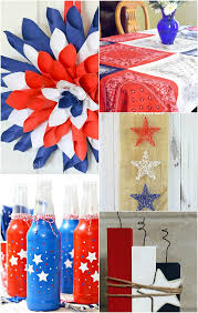 Frugal Home Decorating Ideas 28 Diy Patriotic Decorations The Gracious Wife