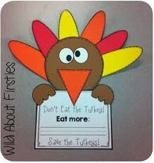 free craftivity save the turkeys fall ideas for the