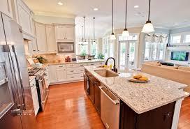 Kitchen And Living Room Floor Plans Open Floor Plan Kitchen Akioz Com