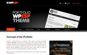 free download top wordpress portfolio themes for designers