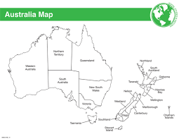 australia map worksheet pictures to pin on pinterest pinsdaddy