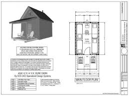 download one room cabin plans free zijiapin