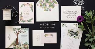 paper for wedding invitations wedding collections rifle paper co