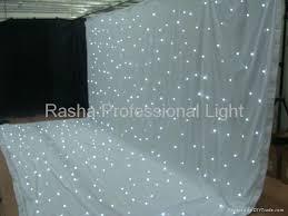 Curtain Vision High Quality P9 2m 4m Soft Dj Curtain Led Wedding Decoration