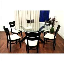 60 inch round glass dining table round kitchen table sets for 6 modern round dining table for 6