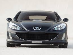 peugeot dubai 2004 peugeot 907 concept peugeot supercars net