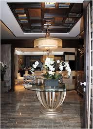 adriana hoyos showroom quito ecuador table design modern