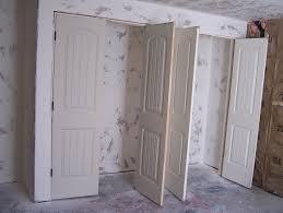 Double Swing Double Swing Closet Doors Doors Ideas