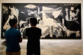 The Most Famous Paintings The Tragic Story Behind Pablo Picasso U0027s Guernica One Of World U0027s