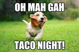 Taco Memes - 9 national taco day memes that celebrate your favorite food