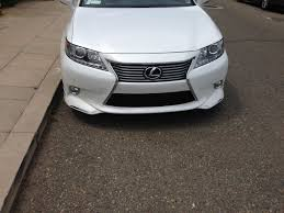 lexus service kit 2013 2014 lexus es front lip body kit clublexus lexus forum