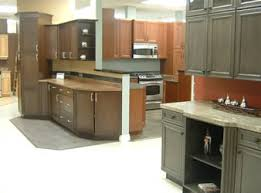 Custom kitchens at Home Hardware showroom
