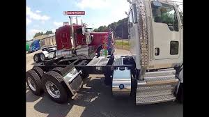 kenworth truck cab 2014 kenworth t800 day cab walk around truck enterprises youtube